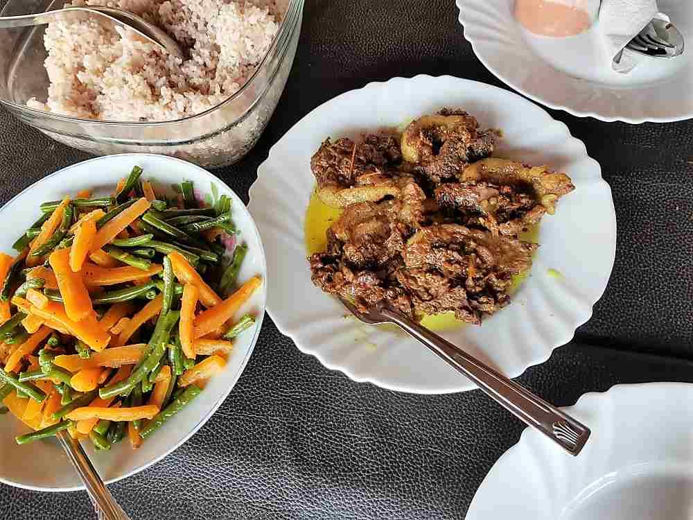 Kulinarik-Bibliothek Madagaskar