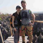 Madagaskarreise war sensationell - Melanie und Patrick