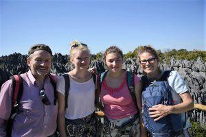 Abenteuerreise nach Madagaskar: Trekking in den Tsingys