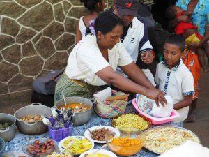 Frauenreise Madagaskar - Markt