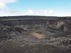 Komoren und Madagaskar 2019 - Karthala Vulkan