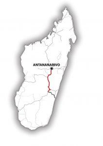 Kleingruppenreise mit PRIORI: Bahnwanderung entlang der Dschungelbahn
