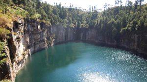 Bahnwanderung entlang der Dschungelbahn - Lac Tritriva