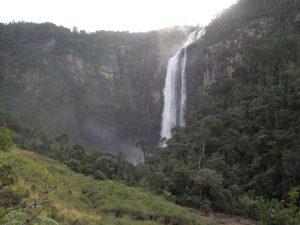 Trekking zum Sakaleona Wasserfall