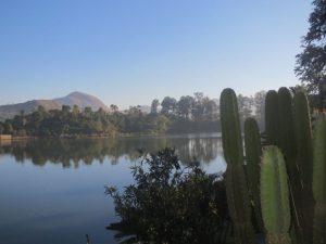Ferien in Madagaskar genossen: Ausblick geniessen