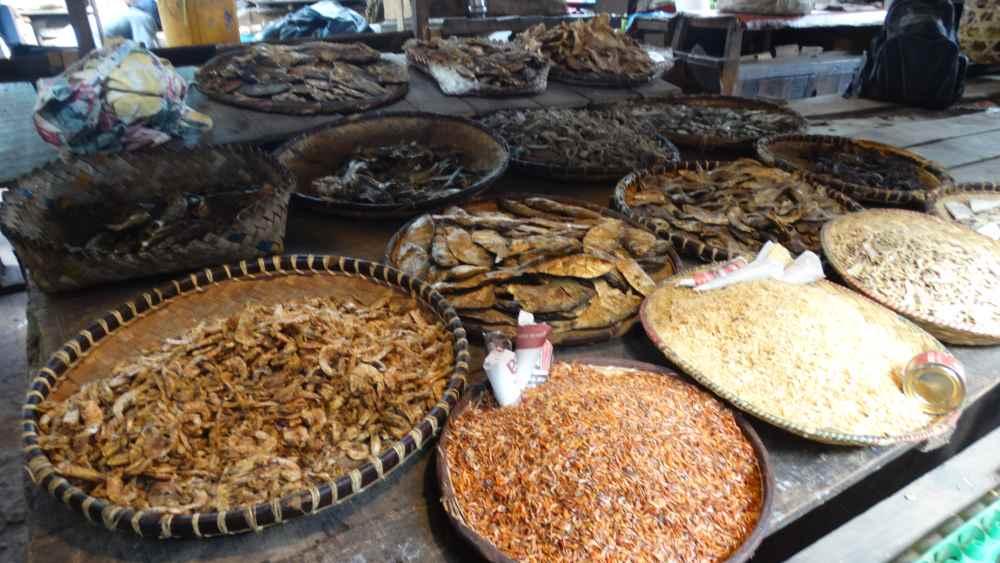 Unser Madagaskar Abenteuer: Auf dem Markt