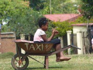 Kleiner Madagaskar-Reisebericht: Taxi