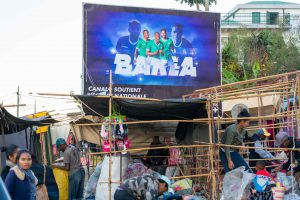 Madagaskar ein Land mit vielen Facetten: Fussballfieber