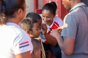 Madagaskar ein Land mit vielen Facetten: Barea - Fussballfieber