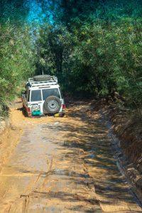 Madagaskar ein Land mit vielen Facetten: Route Nationale10