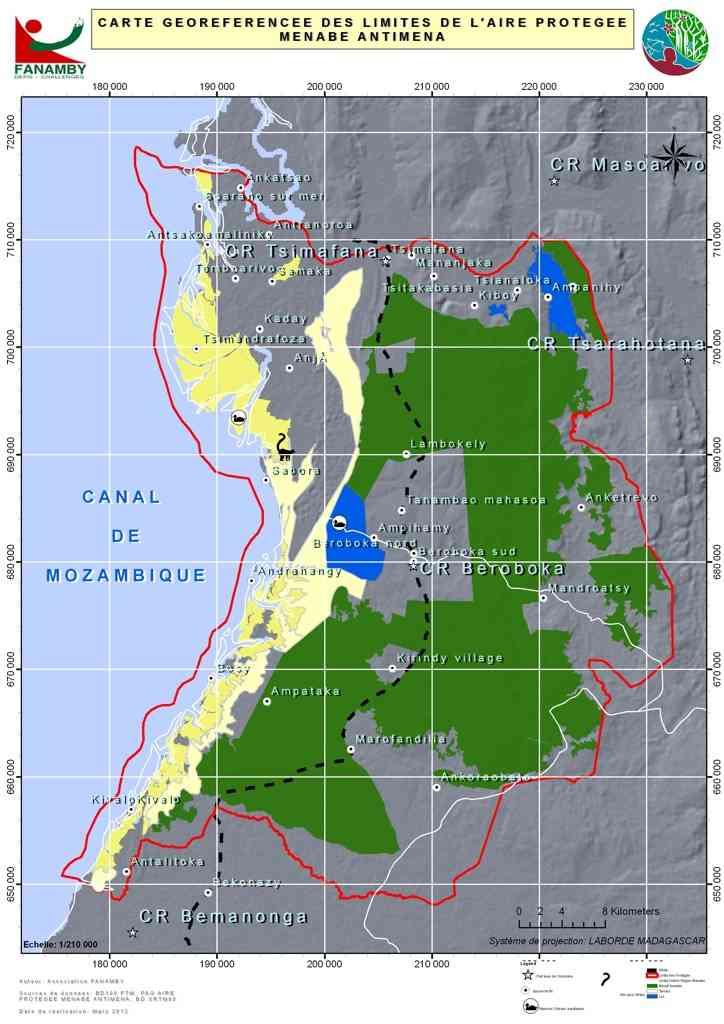 Schutzgebiet Menabe Antimena
