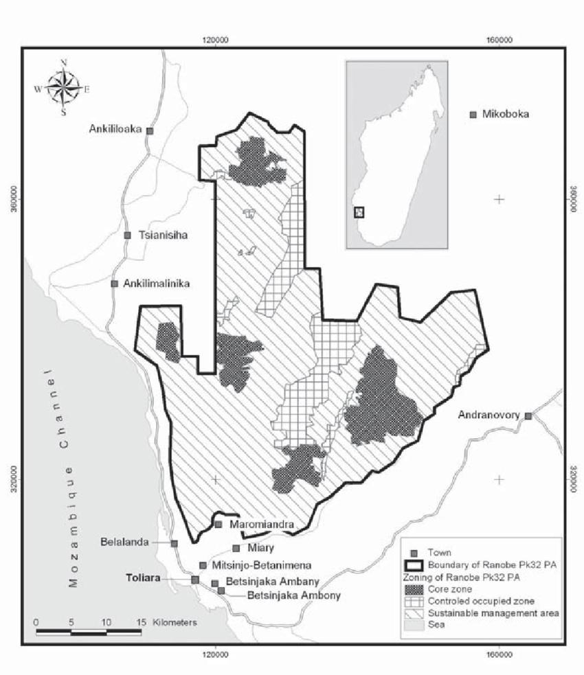 Schutzgebiet Ranobe PK32