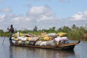 Ein grosses Abenteuer: Transport von Produkten aus Madagaskar