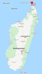 Klettern in Madagaskar - 3 Kletterspots