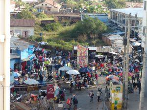 Madagaskar Antananarivo Place Ikongo