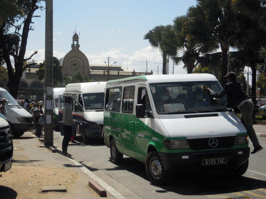 Antananarivo Transport