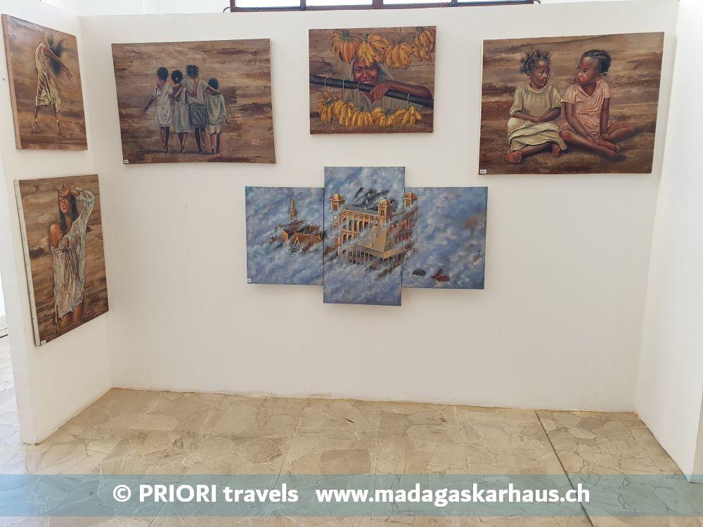 Kunst in Madagaskar
